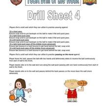 Basic Basketball Passing